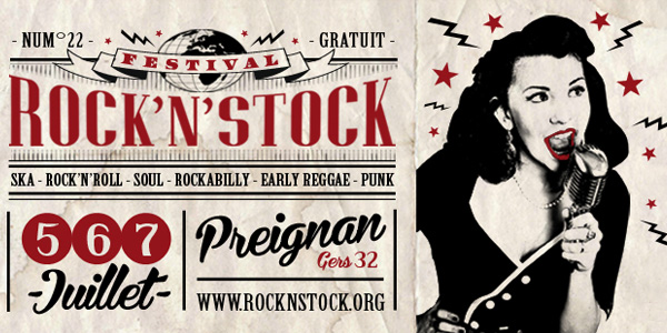 Rock'n Stock 2013 !