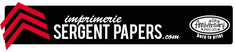 logo Imprimerie Sergent Papers